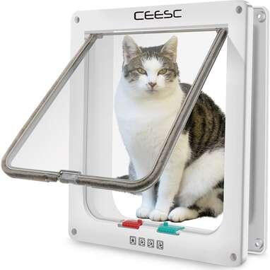 CEESC Extra Large Cat Door
