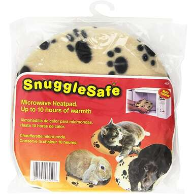 Snuggle Safe Microwavable Heating Pad