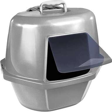Van Ness Corner Enclosed Cat Pan
