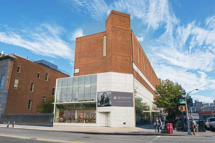 NYPL Schomburg Center for Research in Black Culture