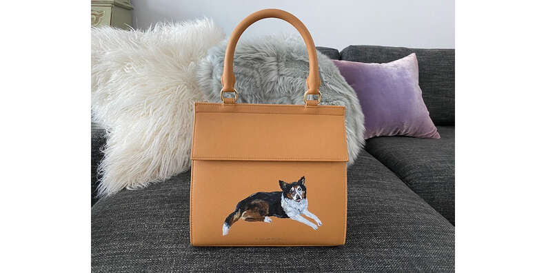 modern picnic lunch bag