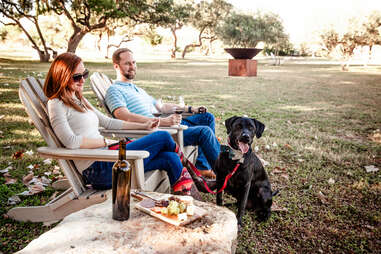 Texas Hill Country Wine