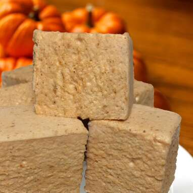 Pumpkin Spice Gourmet Marshmallows