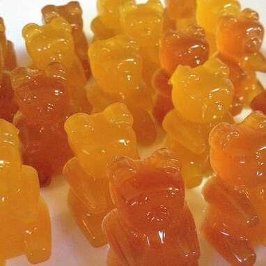 Pumpkin Spice Gummy Bears