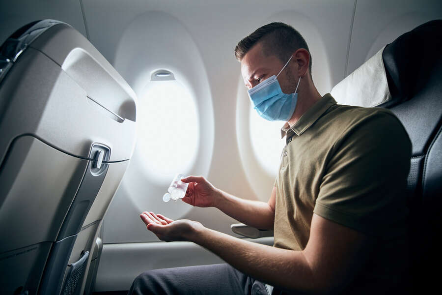 Airline Passengers Could Face a $3,000 Fine for Refusing to Wear a Mask