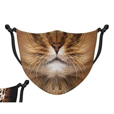 Adjustable Cloth Face Mask