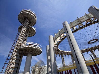 The New York State Pavilion