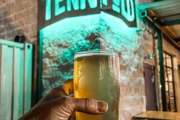 TennFold Brewing