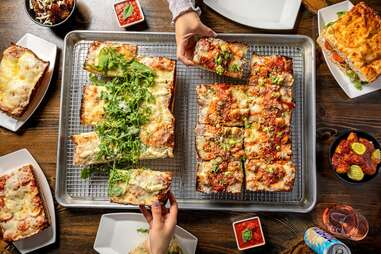Chef Bill Kim's Pizza & Parm Shop