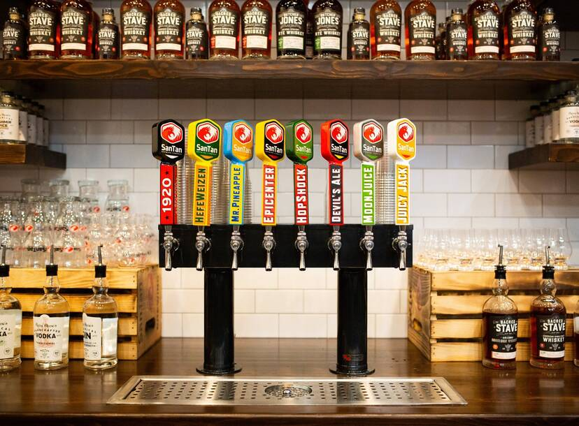 SanTan Brewery & Distillery Tours