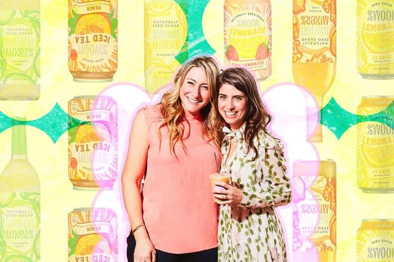 Swoon lemonade founders
