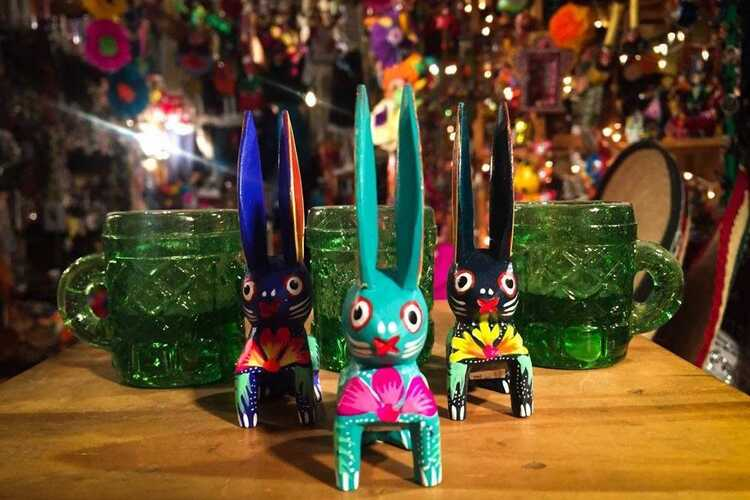 La Sirena Mexican Folk Art