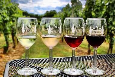 Three Fox Vineyards & Brewery