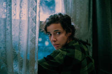 Cristina Rodlo in no one gets out alive