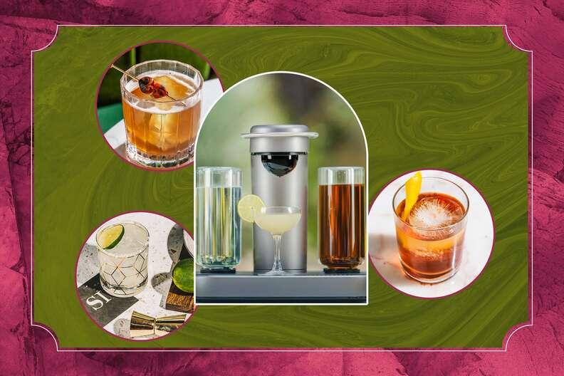 Bartesian cocktail machine