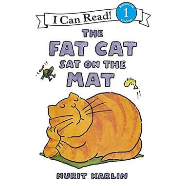 """""""The Fat Cat Sat on the Mat"""""""