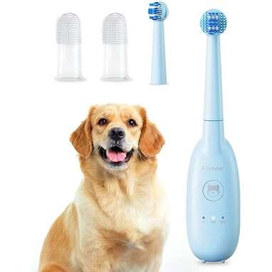 FOKOME Electric Dog Toothbrush