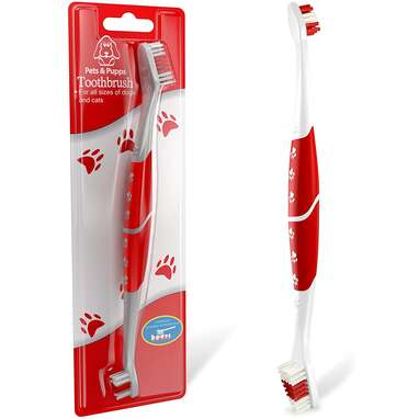 Pets & Pupps Toothbrush for Dogs