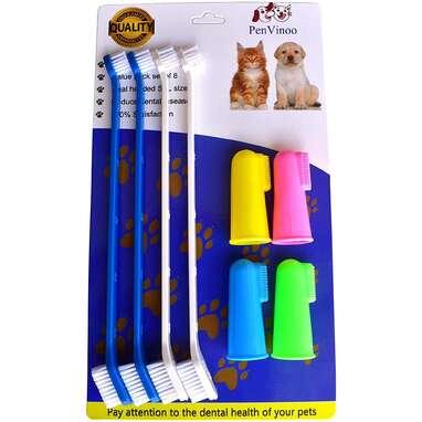 PenVinoo Dog Toothbrush Set