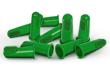 Vet's Best 10-Piece Finger Toothbrushes