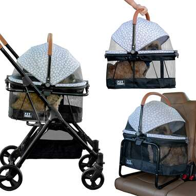Pet Gear 3-in-1 Travel System