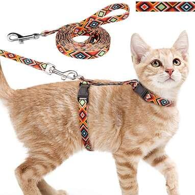 Jamktepat Cat Harness