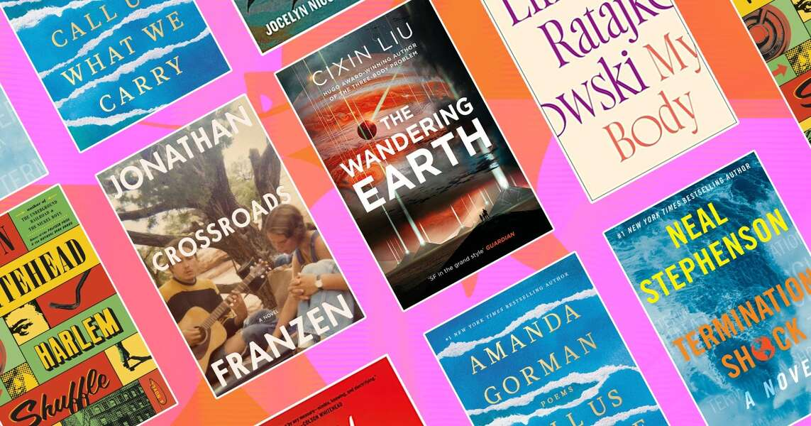 24 Books We Can't Wait to Read This Fall