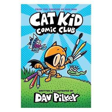 """""""Cat Kid Comic Club"""""""