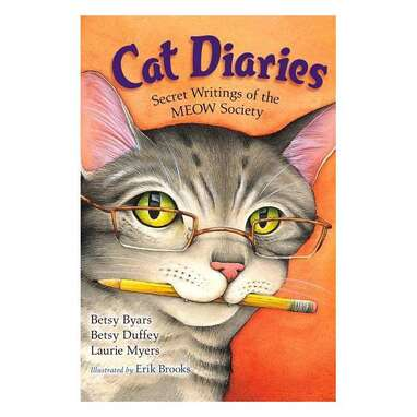 """""""Cat Diaries: Secret Writings of the MEOW Society"""""""