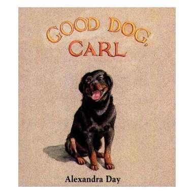 """""""Good Dog, Carl"""""""