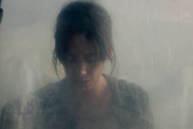 Suliane Brahim in the swarm