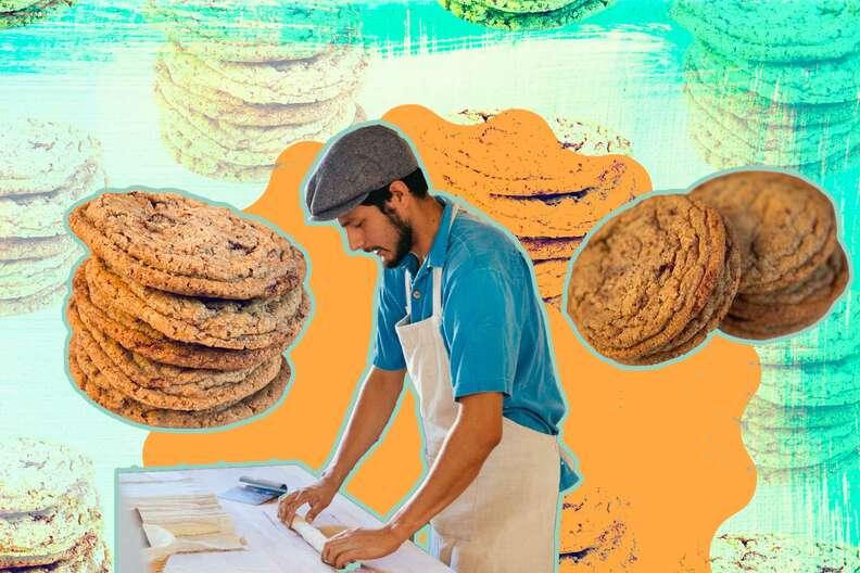 Gusto bread spelt cookies