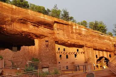 Cliff Dwellings Museum