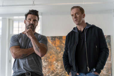 frank grillo and damien lewis in billions