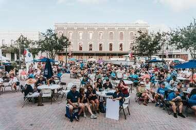 Galveston Island Wild Texas Shrimp Festival