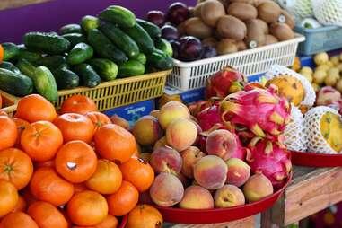 The Houston Farmers Market