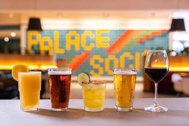 The Palace Social
