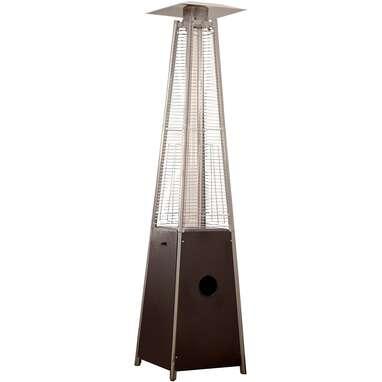 Hiland Pyramid Patio Propane Heater