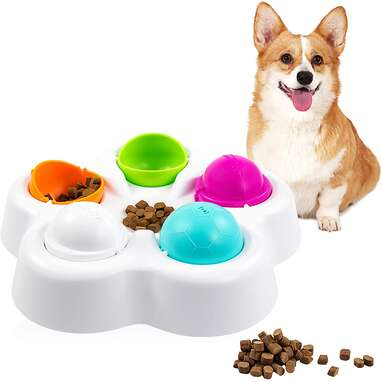 LESES Dog Puzzle Toy
