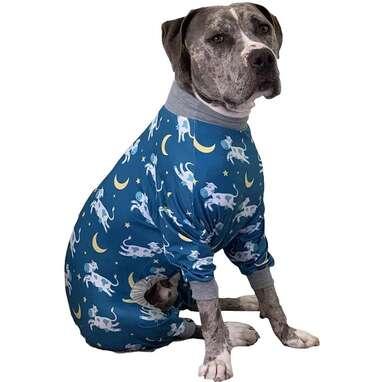 Tooth & Honey Pit Bull Pajamas