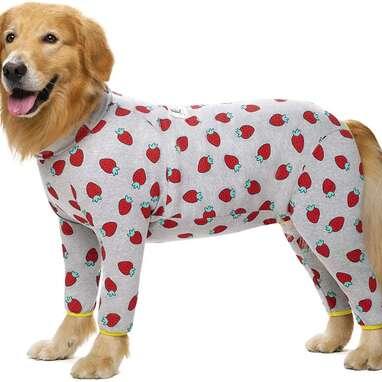 Miaododo Large Cotton Dog Pajamas