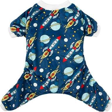 CuteBone Space Dog Pajamas