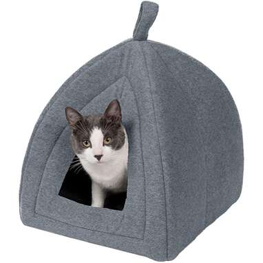 Furhaven ThermaNAP Self-Warming Bed