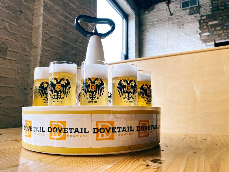 Dovetail Brewing
