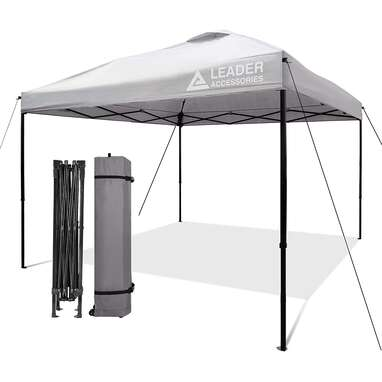 Leader Accessories Pop-Up Canopy Tent