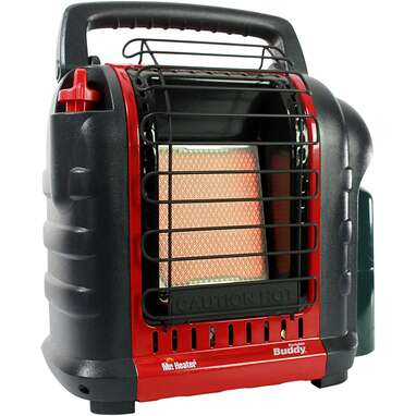 Mr. Heater Portable Propane Radiant Heater