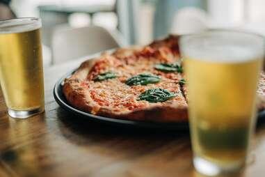 Eleventh Street Pizza