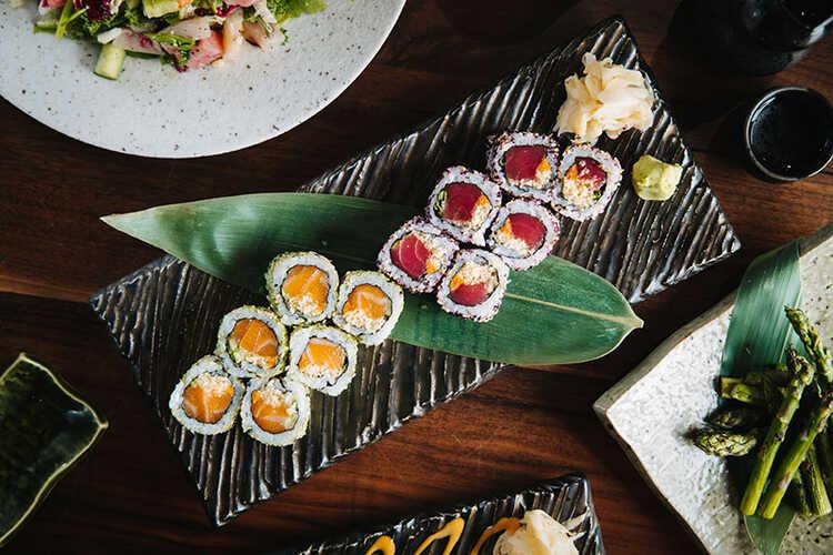 Ebesu Sushi & Robata