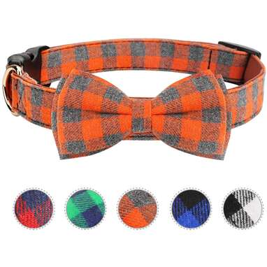 Vaburs Dog Bow Tie