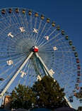 Texas fair ferriswheel
